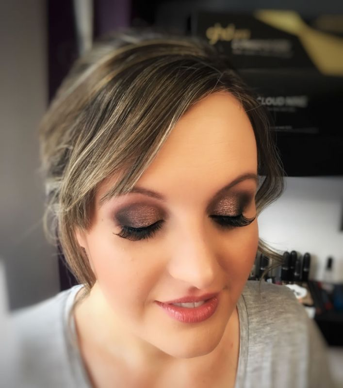 Makeup for weddings, bridal makeup